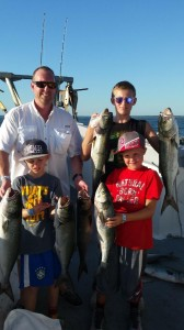 Family Fishing Trip on Black Hawk